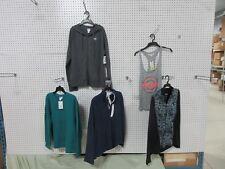 5 WOMEN CLOTHES ATHLETIC WEAR SWEATER JACKET EVERLAST FLEECE TANK TOP APPAREL