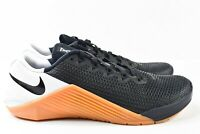 Nike Metcon 5 (Mens Size 8) Cross Training Shoes AQ1189 009 Black Gum