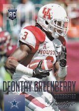 Deontay Greenberry, (Rookie)  2015 Prestige Football Sammelkarte, #228