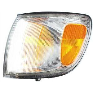 Corner Light For 98-2000 Toyota Sienna Driver Side Incandescent w/ Bulb