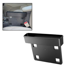 Universal Car Seat Gap Catcher Storage Box Organizer Coin Console Side Pocket
