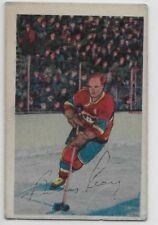 Billy Reay 1952-53 Parkhurst Card #2 Montreal Canadiens