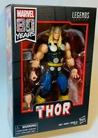 Marvel Legends 80th Ann MIGHTY THOR Retro Comic 6in Figure NEW IN STOCK