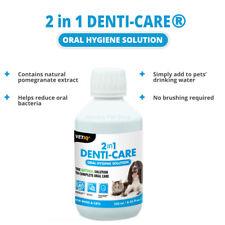 Mark and Chappell VetIQ 2 in 1 Denti-care Oral Hygiene Solution 250ml - Liquid