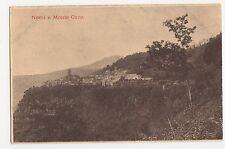 Italy, Nemi e Monte Cavo Postcard, B003