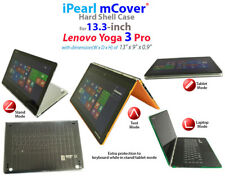 "NEW mCover® Hard Shell Case for 13.3"" Lenovo Yoga 3 Pro Ultrabook Laptop"
