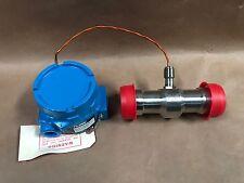 Flow Technology High Shock Turbine Flowmeter HS-2462XW-LED5X