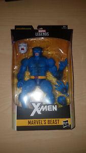 """Marvel Legends 6"""" X-Men Wave 4 - Beast (CALIBAN WAVE)"""