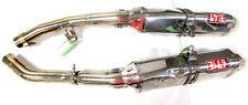 Kawasaki 06-11 ZX14 Yoshimura Slip On Exhaust Mufflers Pipes