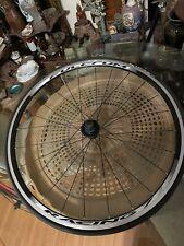 Pair Of Fulcrum  Racing 7 wheelset ETRTO 622x15c Aluminium Alloy  Front & Rear