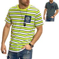 Jack & Jones Herren T-Shirt Print Shirt Kurzarmshirt Casual Freizeit Streetwear