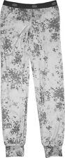 686 Women Therma Base Full Length Layer Bottom Pant (M) White Camo