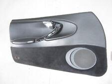 PORSCHE 911 996 C2 C4 4S Turbo Türverkleidung ohne Airbag Leder schwarz