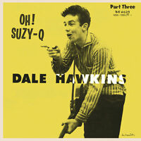 ROCKABILLY EP: DALE HAWKINS - OH! SUZY-Q -VOL 3 -BEE SHARP-PINK WAX -FANTASTIC!