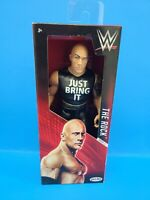 "WWE The Rock Dwyane Johnson Jakks Pacific 6"" Figure Wrestling Action Figure"