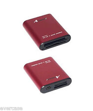 USB 2.0 all-in-one Externa Tarjeta Lector AMACROX AX-NB008