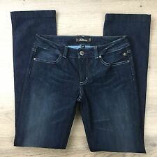 Serfontaine Minx Straight Stardust Stretch Womens Jeans Size 29 Fit W31 NWOT(E2)