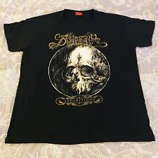 SINMARA Apparitions Shirt XXL, The Chasm, Urgehal, Urfaust, Inquisition, Austere