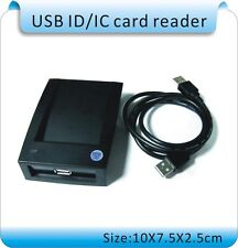 ZC-02 125KHz RFID Proximity Tag Keyfob Token USB Reader EM/ID Card Waterproof