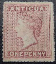 Antigua Scott #   2, Mint No Gum