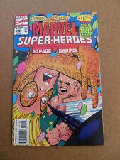 Marvel Super Heroes (vol 2) 14 . 80 pages .Marvel 1993 . VF - minus