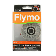 Genuine Flymo CONTOUR 500 XT Double Autofeed Strimmer Trimmer Spool & Line