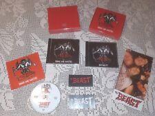 "THE BEAST ""Demos & Rarities"" BOX SET Limited Edition of 100 Carnivore MetalPunk"