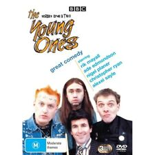 The Young Ones Complete Series One and Two DVD Region 4