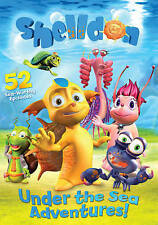 Shelldon: Under the Sea Adventures: The Complete Series (DVD, 2015, 4-Disc Set)