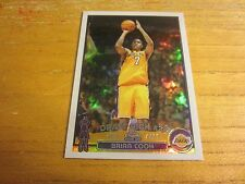 Brian Cook 2003-04 Topps Chrome Refractors #134 Card NBA Basketball Lakers