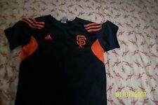 Adidas Youth Small San Francisco Giants Jersey