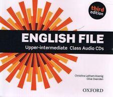 Oxford ENGLISH FILE Upper-Intermediate THIRD EDITION Class Audio CDs @NEW 2014@