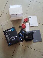 Gopro Hero 5 Black Edition + Boite et Accessoires