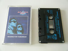 GAMMA RAY HEADING FOR TOMORROW CASSETTE TAPE KAI HANSEN HELLOWEEN NOISE INT '90