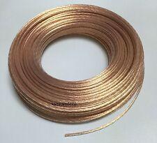 10m Vanguard Acoustics, 1mm square, 6N OCC copper wire, DIY Hi Fi Audio cable