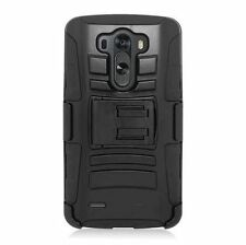 Black Cases, Covers and Skins for LG G3 Mobile Phone