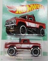 Hot Wheels Premium Diecast Cars 70 Dodge Power Wagon Super American Vehicles