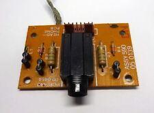 Roland E-20 Headphone Jack Board