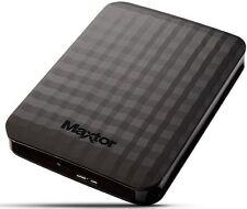 Maxtor hx-m500tcb / GMR Disque dur externe 2.5 pouces 500 Go M3 PORTABLE USB 3.0