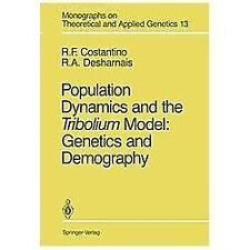 Monographs on Theoretical and Applied Genetics Ser.: Population Dynamics and...