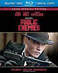 Public Enemies (Blu-ray Disc, 2009, 2-Disc Set, Special Edition; Includes Digita