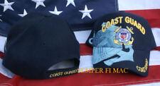 Us Coast Guard Hat Uscg Veteran Cap Wowcg Pin Up Gift Promotion Graduation Wow