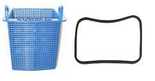 Hayward Super Pump Pool Basket, B167 & Lid Gasket O-177 Replaces SP1600M SP1600S