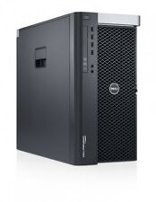 Dell Precision T5600 Workstation Intel Xeon E5-2620 2.0Ghz 8GB 1TB DVD Win 7 Pro