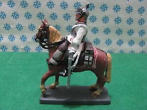Rare - Mounted Cuirassier - Prussia 1870