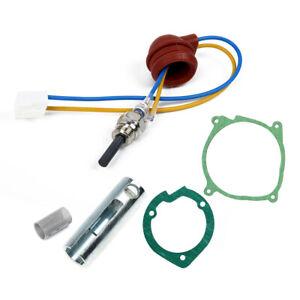 12V Keramik Pin Glühkerze Für Auto Lkw Boot Air Diesel Standheizung 3-5kw 5x Kit