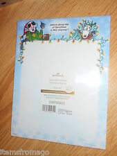 Maxine Hallmark Christmas Letter Computer Paper - 25 Sheets - New In Package