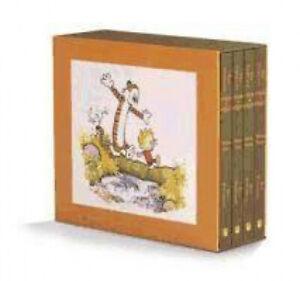 COMPLETE CALVIN & HOBBES SC SLIPCASE ED (C: 1-1-1) by Watterson, Bill