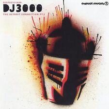 DJ 3000-ekspozicija 09-The Detroit Connection CD mixed House Tech House