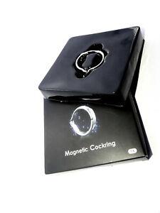Intimschmuck Prinzenzepter Eichelring Magnetic C-Ring Gr. S einstellbar 24-26mm